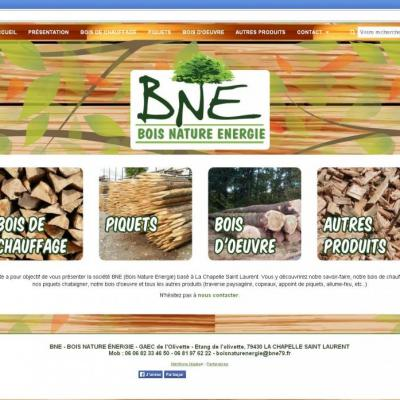 Site Internet BNE