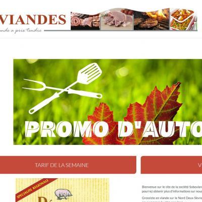 Site web Soboviandes